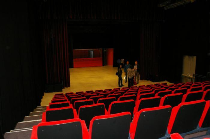 Polyvalente theaterzaal