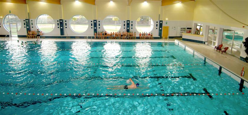 Zwembad 25m bad
