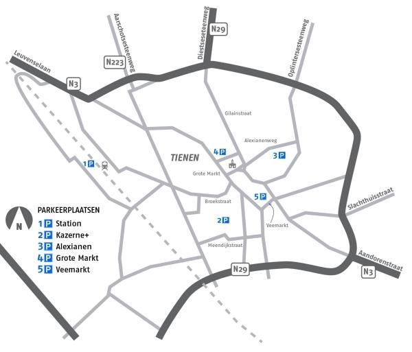 Parkingplan