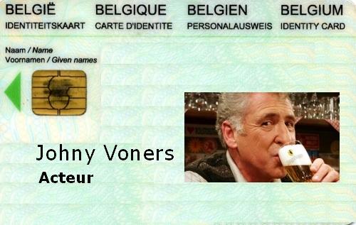 Johnny Voners