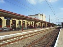 Station sporen