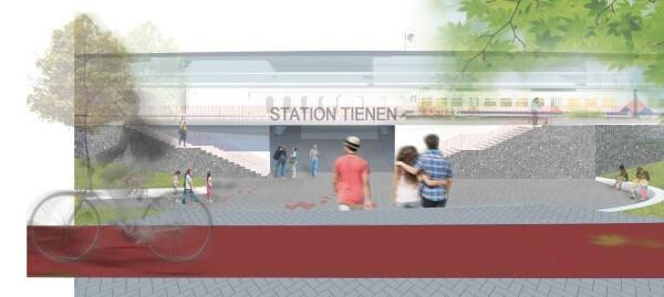 Ontwerpvoorbeeld stationsomgeving