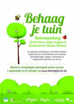 Groepsaankoop Streekeigen Planten Stad Tienen